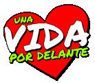 Logo Una Vida por Delante